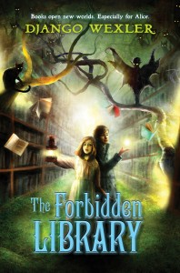 The Forbidden Library Cover
