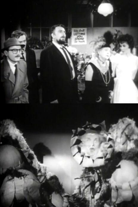 the little shop of horrors 1960 ending relationship