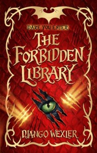 Forbidden Library UK Cover