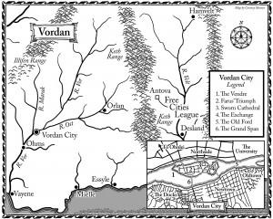 Map Vordan-7