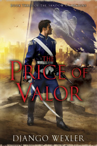 The Price of Valor Cover